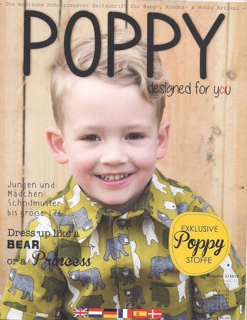 Poppy  Designed For You Magazine  Winter 2018/19  15 Kids image 0
