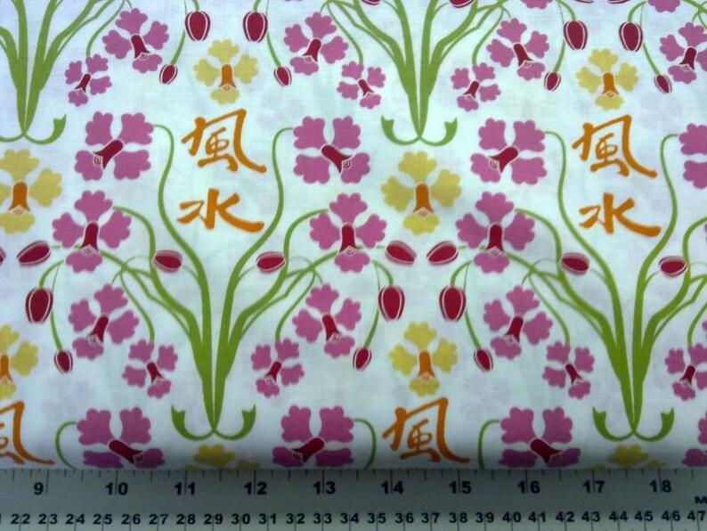 Michael Miller  DS4713  Sanctuary  Orchid Feng Shui  image 0