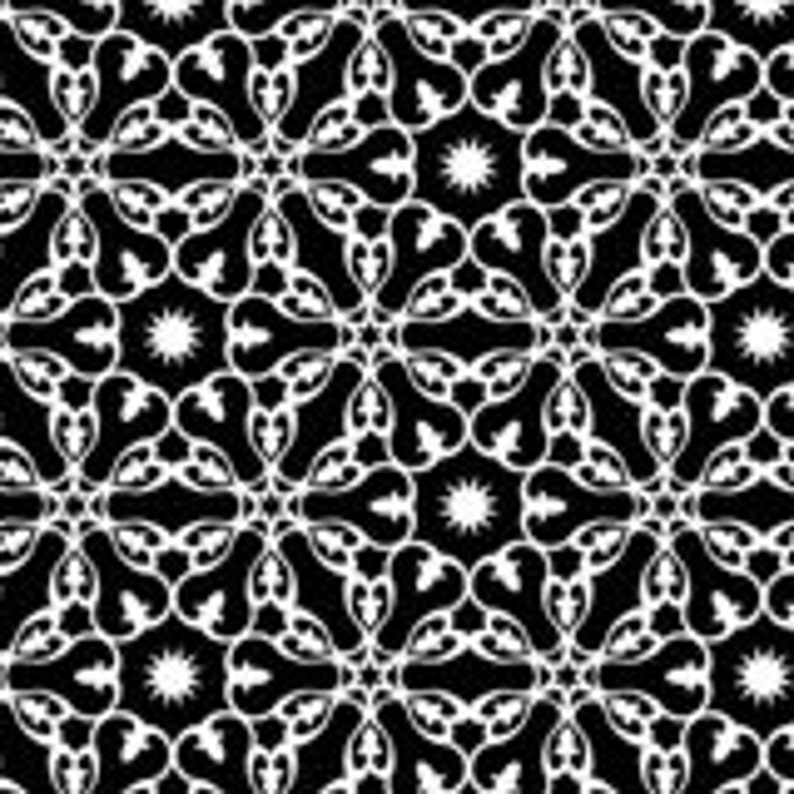 Avlyn  Black and Whites  Lace  1906-350 image 0