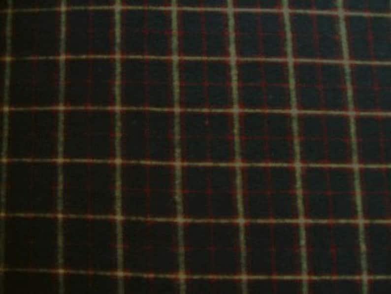 Moda Fabrics  312701  Kansas Troubles  Brushed Plaid  1 image 0