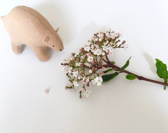Porcupine Pin Cushion by Dandyrions / Sewing Tool / Quilting Notion