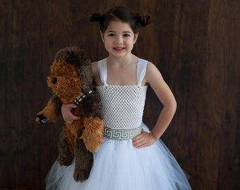Star Wars Inspired Halloween Costume or Birthday Party Dress Space Wars tutu dress costume Princess