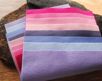 Wool Felt Sheets Pretty Little Thing Pack of 16