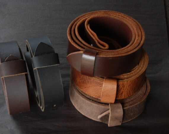 "Leather Belt with SNAPS - Jeans or Suits  - Custom Cut - Men Women Kids - Quality Leather Belt 5 Colours 1.5"" or 1.25"" Wide Made to Measure"