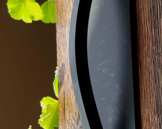 Architectural Hardware - Door Pull Black - Hand Forged Metal Hardware - Custom Steel Door Handle -Mounting Hardware- Pre Drilled - Custom
