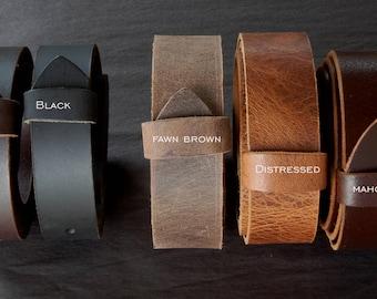 Belt with Snaps, Leather Belt, Belt for Jeans, Unisex Belt for Suit, Unisex Belt, Custom Cut Leather Belt, 5 Belt Colours, Made to Measure,