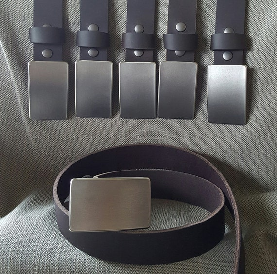 Groomsmen Gift ~ Belt & Buckle Set ~ Wedding Buckle and Belt ~Gift for Him ~ Personalized Groomsman Gift Ideas ~ Keepsakes and Accessories