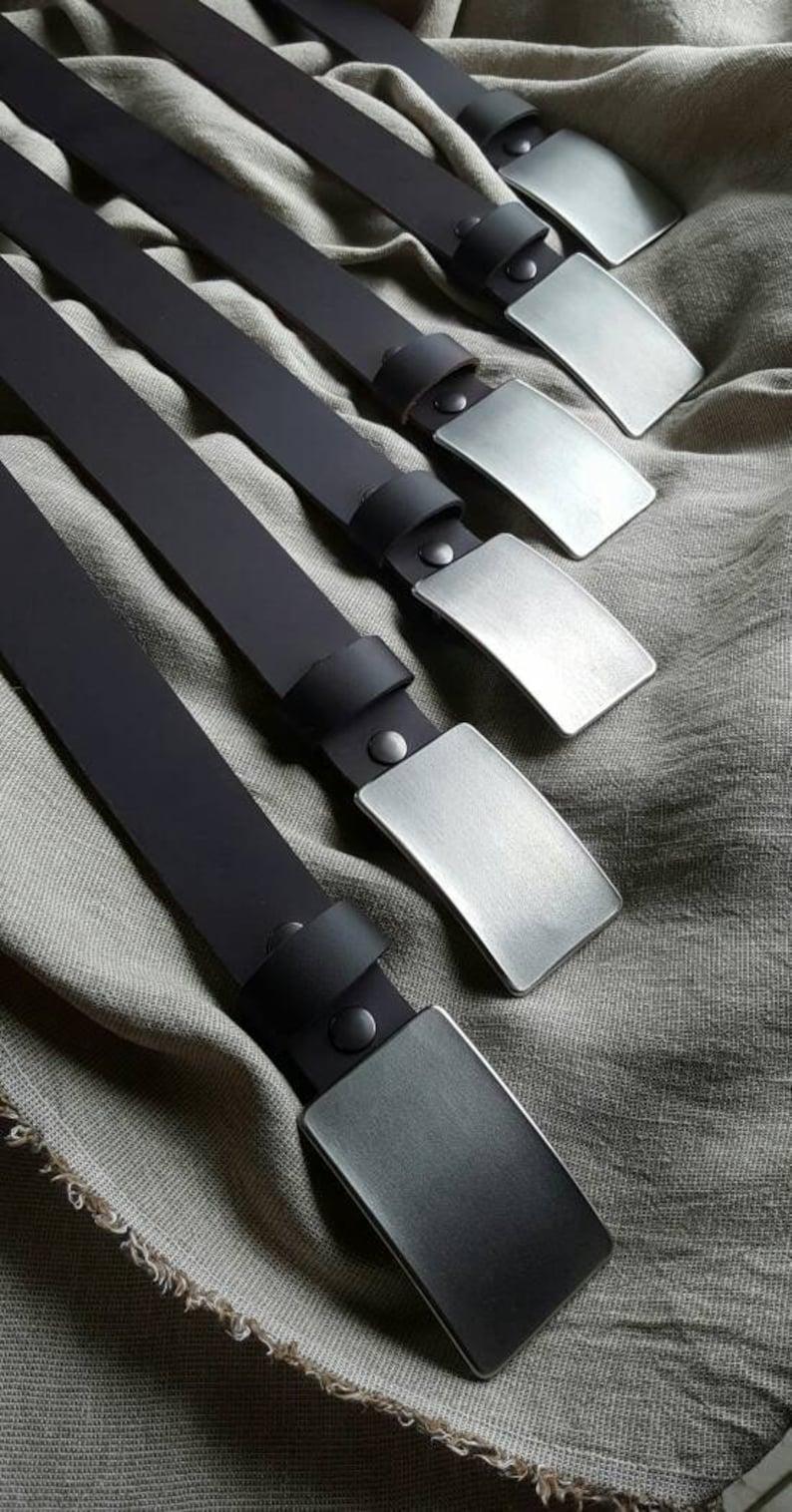 Suit Belt Buckle Unisex Buckle Belt Buckle Hypoallergenic image 0