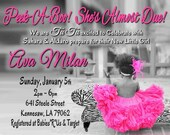 Items similar to Baby Shower Invitation DIGITAL FILE ...