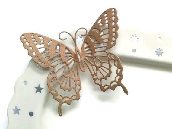 Butterfly cut outs Butterfly birthday birthday decoration butterfly decoration butterfly die cut paper butterflies die cuts set of 20