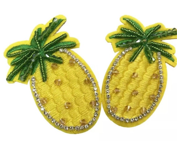Delicious looking handmade pineapple pasties reusable by roger rich