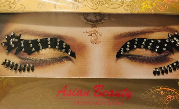 Exotic Eyes Japan designed for Definitions new Bollywood look carnival copyrighted self adhesive reusable