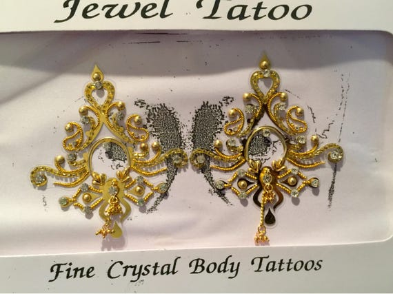 Majestic 2018 Nipple Crystals wearable art adorned with fine beads and swarovski stones , carnival , swingers favorite wearable art.