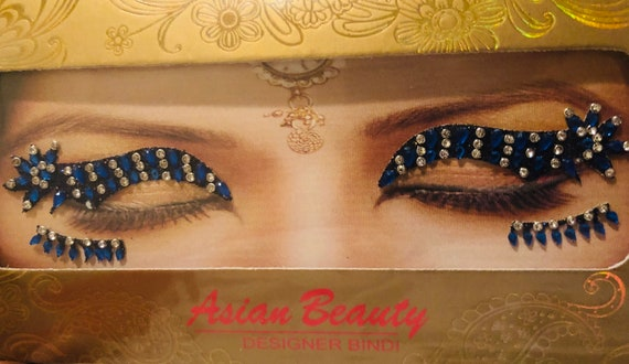 Xotic Carnival eyes sparkling , reusable, self adhesive , one of a kind, irresistable