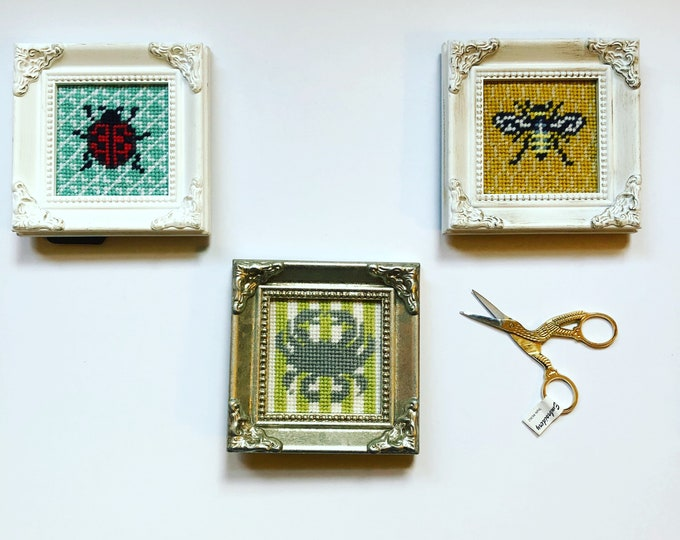 Needlepoint Kit 3 pack