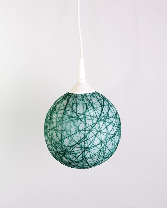 Items Similar To Nautical Style Pendant Lamp, Handmade