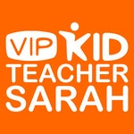 VIPKID Logo HTV Iron-On Decal