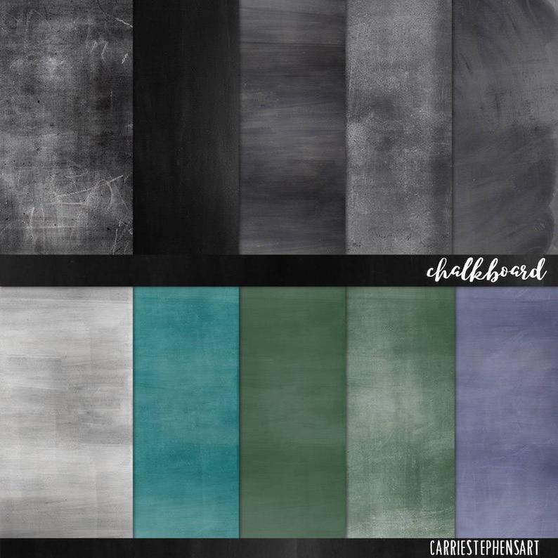 Lavagna Digitale Carta Gesso Bordo Sfondo Texture Grigio Verde E Nero Articoli Per La Scuola Immagini Clipart Di Insegnante Download Immediato