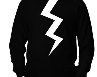 UNISEX Lightning  Bolt Sweater