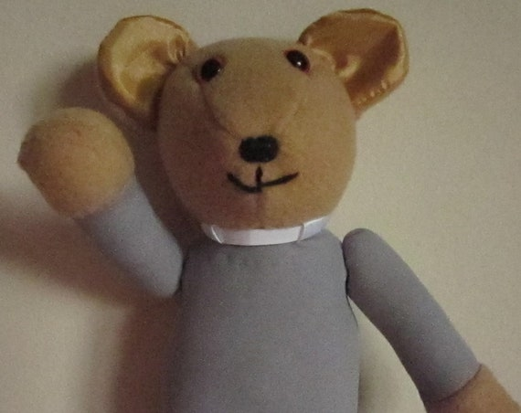 Vicar Bear Novelty Collectible Fun Gift for Everyone  Ecumenical Fun Ornamental Decorative Toy In COLDHAMCUDDLIES Clerical Bear Collection