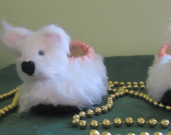 Polar Bear Slipper Kids Plush Slipper Made to Measure Fun Kid's Shoe Made to Order Boys Slipper Girls Slipper Any Occasion Gift Fun Present