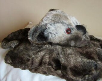 Novelty Hot Water Bottle Covers Winston Wombat Faux Fur Pillow Case Bedroom Decorations Unusual Bedroom Ornaments Animal Heads Are An Option