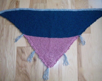 Sale! Lace Shawl in Spanish Style Tassel Wrap