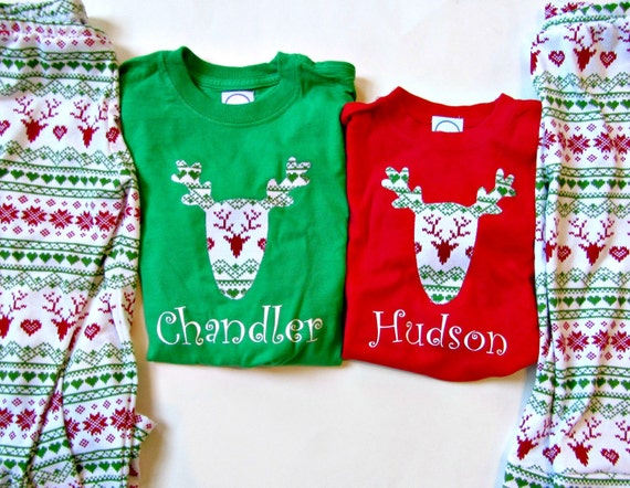 Personalized Kids Pajamas