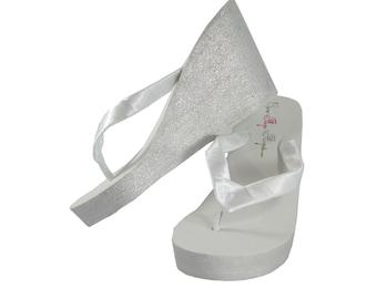 1c0bd89e7a959 Flip flop high heels | Etsy
