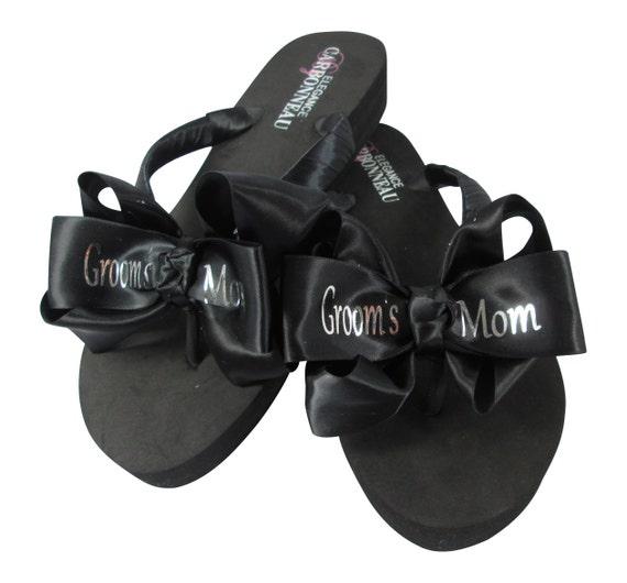 Flip Mom Shoes Mother for Flop Flops the colors Light Sandals of pink Wedding Groom's Mom choose Bride's the Flip Bride RFAzRq