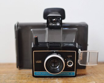 Vintage Polaroid Colorpack II Land Camera Home Decor Display Collectible Cameras