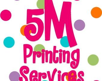 Invitation Printing Services- Printed Invitations - Custom Invitation Printing - High Quality Invitation Prints