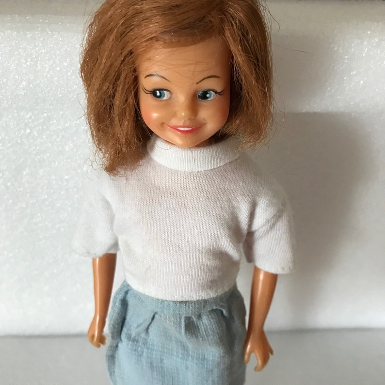 Vintage Ideal Tammy & Pepper Dolls   eBay