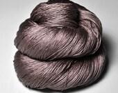Dancing tree - Silk Lace Yarn - Hand Dyed Yarn - handgefärbte Seide - Garn handgefärbt - DyeForYarn