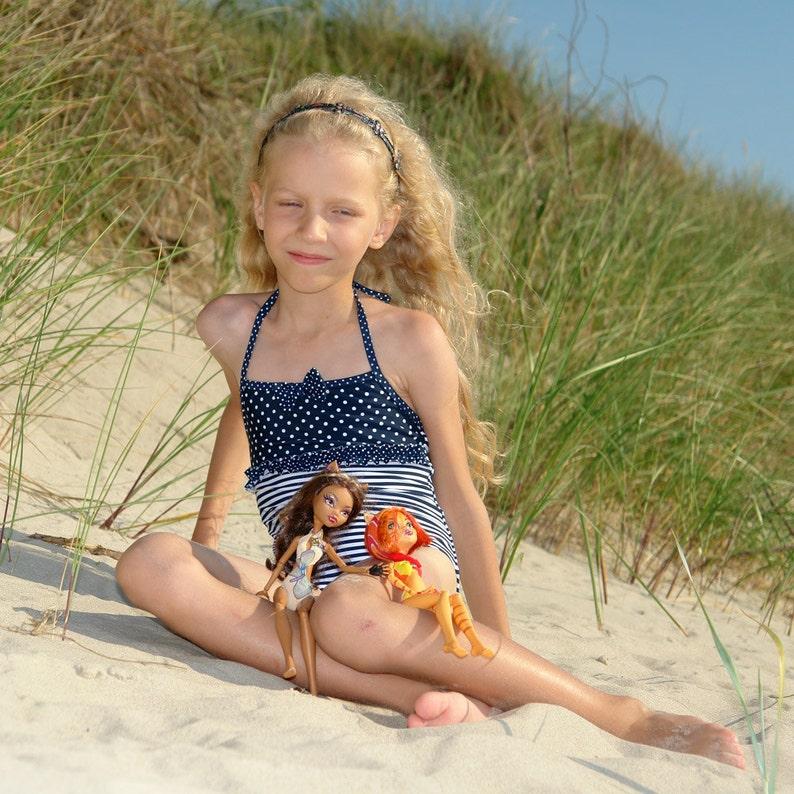 MH Swimsuit one-piece Swimsuit MH bathing suit Monokini beach wear Purple Earrings