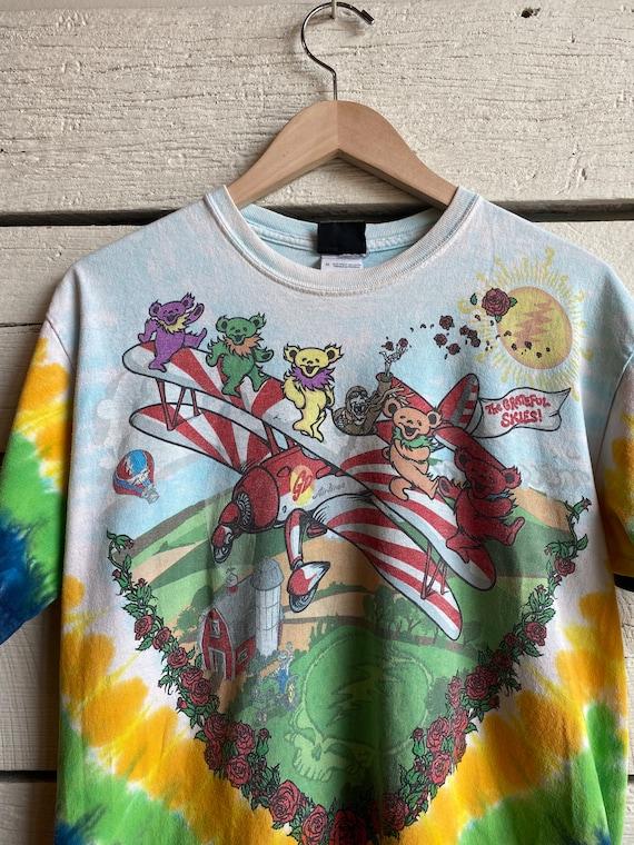 Vtg Grateful Dead Tie-Dye T-Shirt - image 2