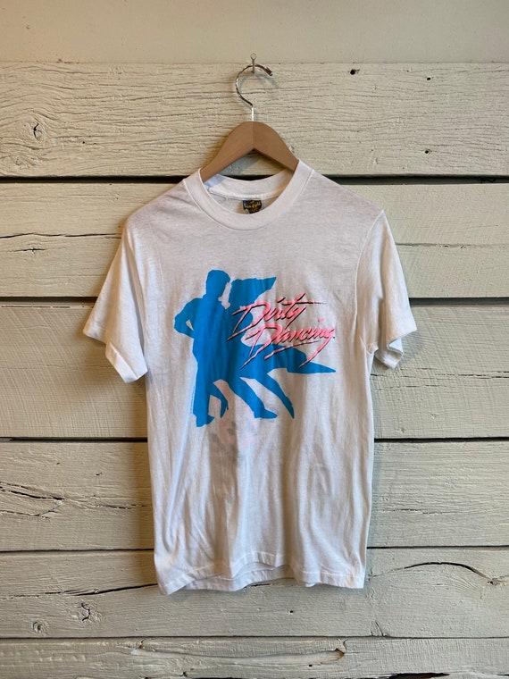 VTG 87' Dirty Dancing film movie Promo T-Shirt