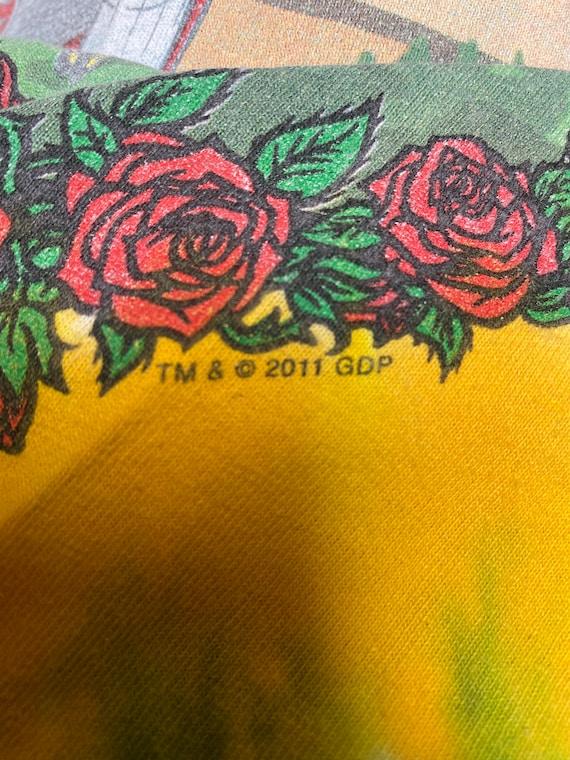 Vtg Grateful Dead Tie-Dye T-Shirt - image 4