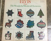Elvis Presley Christmas Record