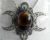 FARORE - Tiger Eye Triple...