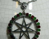 YULE Fairy Star Necklace...