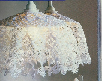 Crocheted LampShade  cover No.3