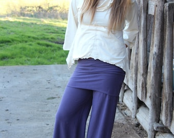 Flowin' Pants-Hemp and Organic Cotton by Hempress Arise