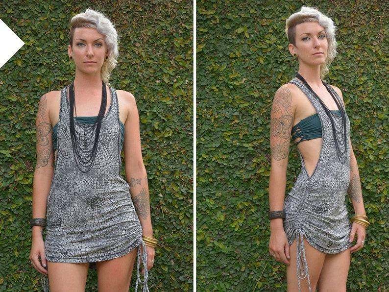96fb7a2ae47 Ibiza Summer Dress Tropical Beach wear for Holiday Loose   Etsy