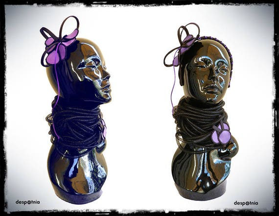 Purple Grape Fascinator Headpiece  43e4f28b457