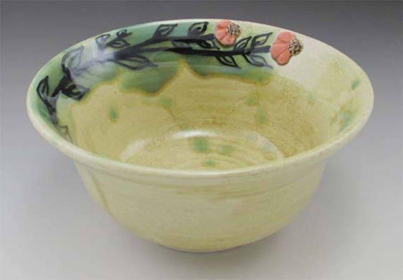 Coneflower Bowl