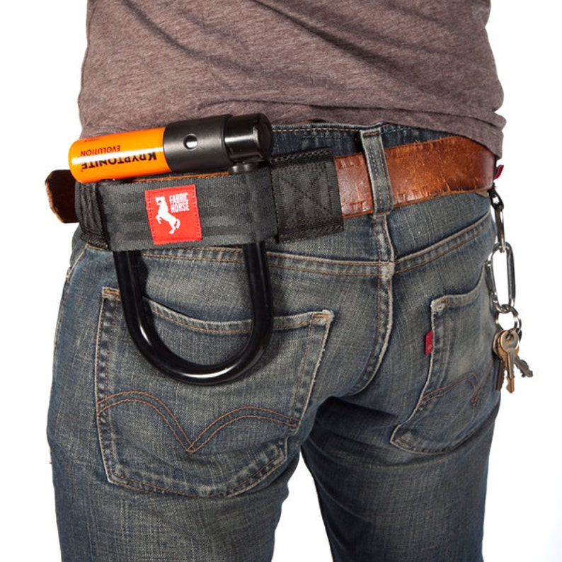 Small U-Lock Holster image 0