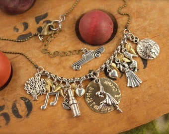 Dirty Dancing Movie Inspired Charm Necklace