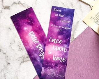 Lunar Chronicles Bookmark - Marrisa Meyer bookmark - Cinder Bookmark - Cress Bookmark - The Lunar Chronicles gift - bookish gift - bookmark