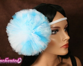 Snow White Headband For Adults